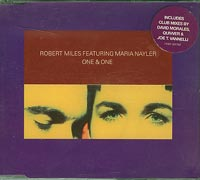 Robert Miles One & One CD2  CDs