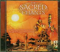 , Sacred Chants £5.00