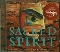 Chants and Dances of Native, Sacred Spirit  £5.00