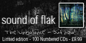 sound of flak unbalanced