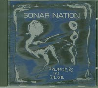 Cylinders In Blue, Sonar Nation £5.00