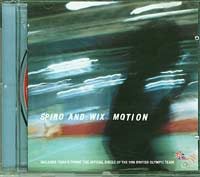 Motion, Spiro and Wix £5.00