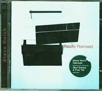 Steve Reich Reich Remixed  2xCD