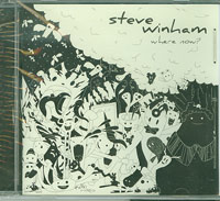 Where Now? , Steve Winham  £5.00
