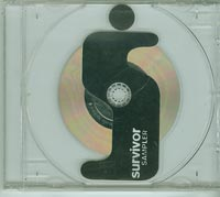 Survivor Sampler, Various £5.00