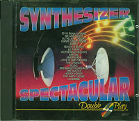 Synthesizer Spectacular, Various £4.00