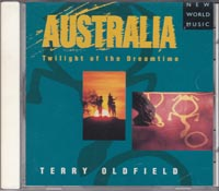 Australia, Terry Oldfield  £4.00