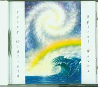 Terry Oldfield  Spiral Waves CD