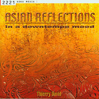Asian reflections In down tempo mode , Thierry David  £5.00