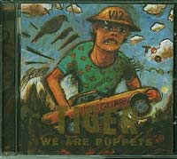 We are the Puppets, Tiger  £5.00