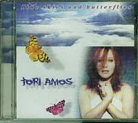 Tori Amos Blue Skies & Butterflies  CD