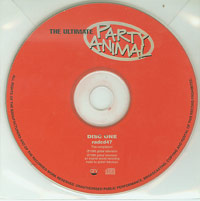 Ultimate Party Animal CD1, Various £3.00