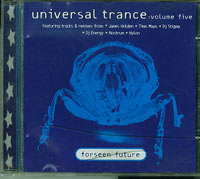 Various Universal Trance Volume 5 CD