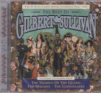 Best Of Gilbert And Sullivan, D