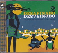 Various: Desafinado 2 pre-owned CD for sale
