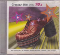 Greatest Hits Of The 70s-Cd2, Various £3.00