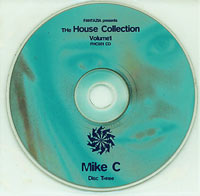 Various The House Collection Volume 1 CD