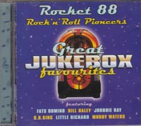 Various: Rocket 88 pre-owned CD for sale