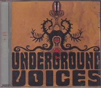 Underground Voices, Various £8.00