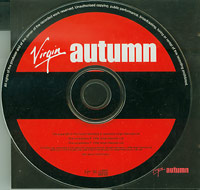 Virgin Autumn 1996, Various