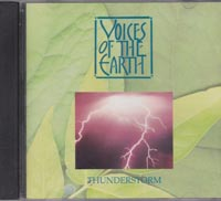 Voices Of The Earth Thunderstorm CD