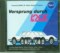 Vorsprung durch Logic Vol 1 , Various £8.00