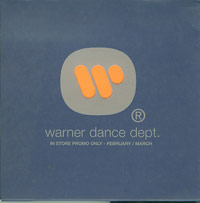 Warner Dance Dept February March, Various £3.00
