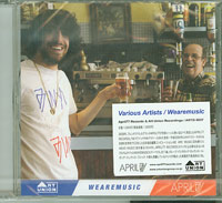 Wearemusic , Various £30.00