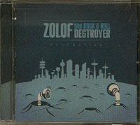 Schematics, Zolof the Rock And Roll Destroyer £5.00